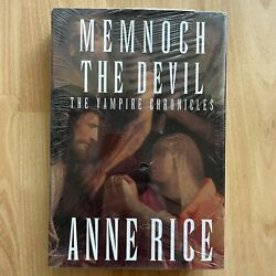 Memnoch The Devil The Vampire Chronicles 5th Book 1st Edition Anne Rice - Sealed