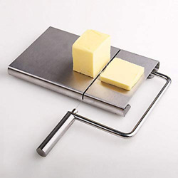 Cheese Slicer Board Stainless Steel