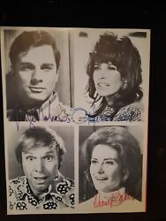 Stephanie Powers, Diane Baker + Signed Playbill How The Other Half Loves July-73