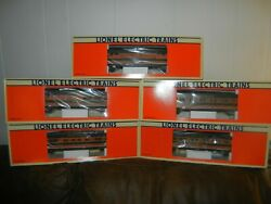 Lionel - O Scale - 5 Passenger Cars - Great Northern  19116-19120  Mib