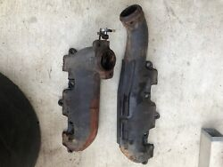 1968 442 Exhaust Manifolds W 30 Hurst Olds Xandy
