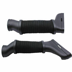 Air Cleaner Intake-inlet Duct Hose Left + Right For Mercedes E550 Cls550 E63 Amg