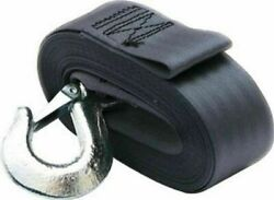 Boater Sports 59815 Pwc Winch Strap 2x12and039 Strap Breaking Strength 4500 Lbs Md