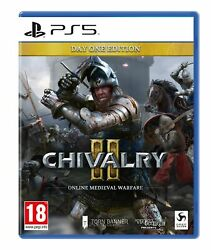 Chivalry 2 Day One Edition Ps5 Brand New And Sealed Free Uk Pandp