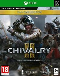 Chivalry 2 Day One Edition Xbox One Brand New And Sealed Free Uk Pandp