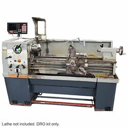 Newall 2 Axis Dro Kit For Colchester Student Lathe 25 Btc Lathe Not Included