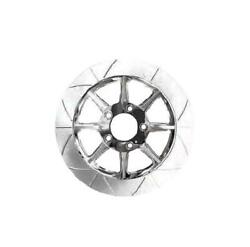 Lyndall Racing Brakes 738-0315 Fly Cut Front High Carbon Steel Phoenix Rotor -