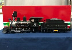 Lgb Colorado And Southern 8 2-6-0 Mogul Steam Engine W/ Dcc And Sound 23192