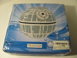 Large 4 Foot Inflatable Death Star Beach Ball Pool Toy 48 Inches 4and039 Feet Wars