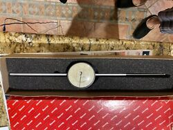 Used Starret 5 Inch Travel Dial Indicator 656-5041