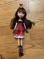 Ever After High Hat-tastic Party Cerise Hood Doll - Hat Included