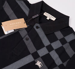 Burberry Polo T Shirt with Amazing Print $89.00
