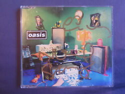 Oasis ' Shakermaker ' Fully Signed Cd Single X 4 Liam Noel Gallagher 1994