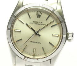 Rolex Oyster Speed King 6431 Cal.1225 Hand Winding Boyand039s Watch_604389