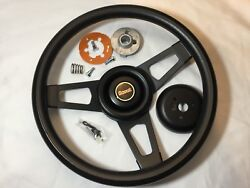 International Harvester Scout Ii New Replacement Steering Wheel Rallye Style Kit