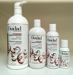 Ouidad Advanced Climate Control Heat And Humidity Gel Choose