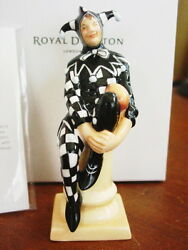 Royal Doulton Hn Icons Jester Figurine Hn5649 Special Limited Edition New/box