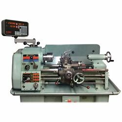 2 Axis Colchester Bantam Lathe Dro Kit Long Bed Encoder Lathe Not Included