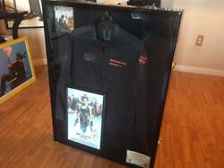Resident Evilthe Final Chapter - Dr. Isaacs' Jacket, Signed Poster Coa