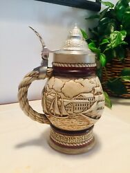 Avon Beer Stien- 1977 - Used Only Ornamentally —-mint Condition