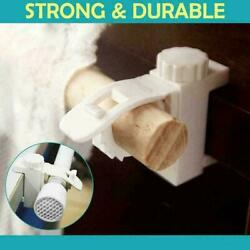2 Pieces Curtain Wall Holder Fixing Rod Curtain Hooks Q1d0 For Hanging W3w8