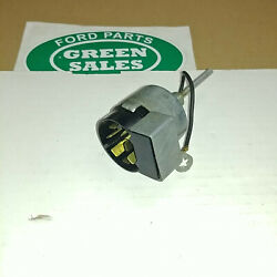 Nos Wiper Switch W/intermittent 1969/1970ford Mustang/mercury Cougar Dozz17a553a