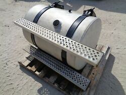 Fuel Tank With Straps And Steps
