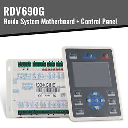 Ruida Replacement Rdc6442g-b Control Panel And Mainboard Kit For Laser Engravers