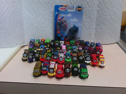 Thomas And Friends Minis Percy Diesel 10 Flynn Belle Rebecca Nia Sidney Lot 12