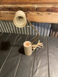 Vintage Retro 1960's Lloyds High Intensity Lamp Na-101 Works Made In Japan