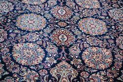 Rare Mint Authentic American Karastan Kazvin Design Rug 8and0398 X10and0396 Pattern786