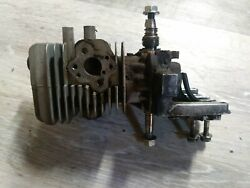 Mcculloch 3214 Chainsaw Parts Engine