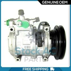 A/c Compressor Oem Denso 10pa17ch For Chrysler 300m Prowler / Plymouth Pr... Qr
