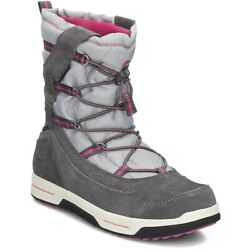 Shoes Universal Kids Snow Stomper Pull On Wp A1uj7 Grey