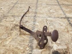 Original Ford Model T And A Foot Exhaust Whistle Foot Pedal
