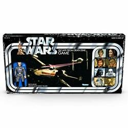 Star Wars Escape From Death Star Board Game With Exclusive Tarkin Figure Ages 8