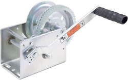 Dutton-lainson 3200 Pound Capacity 2 Speed Ratchet Pulling Tow Winch For Parts