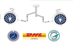 Latest Round Dome 48 +48 Surgical Light For Operation Theater Surgery Lights