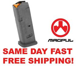 Magpul Gl9 Fits Glock 19 9mm 10rd Mag Ca Legal Mag907-blk Same Day Free Shipping