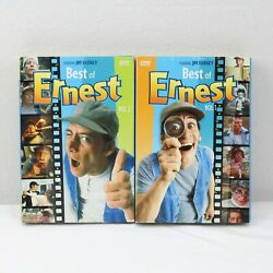 The Best Of Ernest Dvd 2012 10-disc Box Set Volumes 1 And 2 Oop No Ext Box