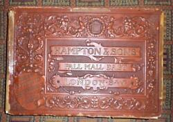 Xrare 1900 Original Hampton And Sons Furniture And Housewares Catalogue 432 Pages