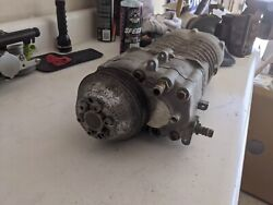 Kawasaki 310x Supercharger Complete W/pulley. Perfect Working Condition.