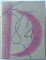 Julian Schnabel - Draw A Family - Special Edition Handpainted Cover Signed