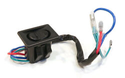 Power Trim Tilt Switch For Mercury And Mariner 30 Hp 9570790 And Up Outboard Motors