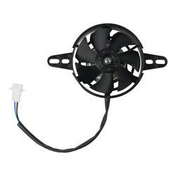 Universal Electric Radiator Thermal Cooling Fan 12v For Motorcycle Atv Dirt Bike