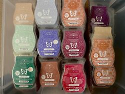 SCENTSY NEW Wax Bars A J Current amp; Retired **FREE SHIPPING**