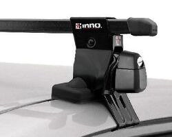Inno Rack 2013-2020 Fits Ford Fusion Without Factory Rails Roof Rack System