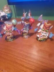 Skylander Royal Double Trouble, Double Trouble Series 1 And 2, Tested And Work