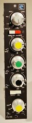 Vintage Calrec Class A Pq15s Input Module Mic Or Line With Eq 1970s