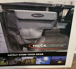 Truck Luggage Saddlebag Truck Bed Organizerlike New Conditionfor Drivers Side